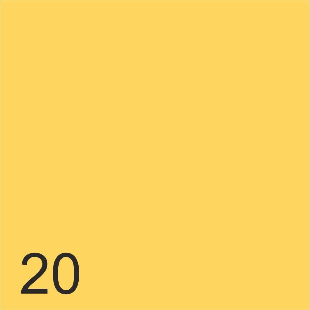 Żółty słoneczny